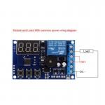 Реле YYF-1 контроля заряда разряда аккумулятора, напряжение контроля 0-30V