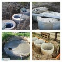 Монтаж канализации, Калиновка, Коцюбинское, Круглык, Конча-Заспа, Козын