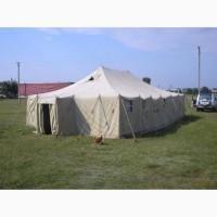 Палатка военная, тент, брезент для применения в строительстве и для других целей