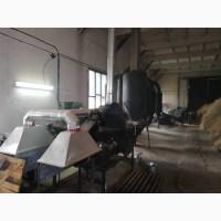 Оборудование для производства брикетов из сельскохозяйственных и древесных отходов
