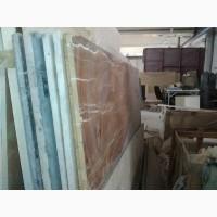 Мраморные полосы, плитка, слябы, слэбы. Наиболее низкие цены в регионе Киева