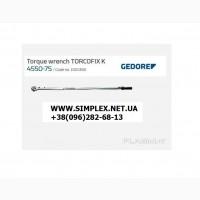 Динамометрический ключ 750 Нм 1521365 Gedore Torcofix K