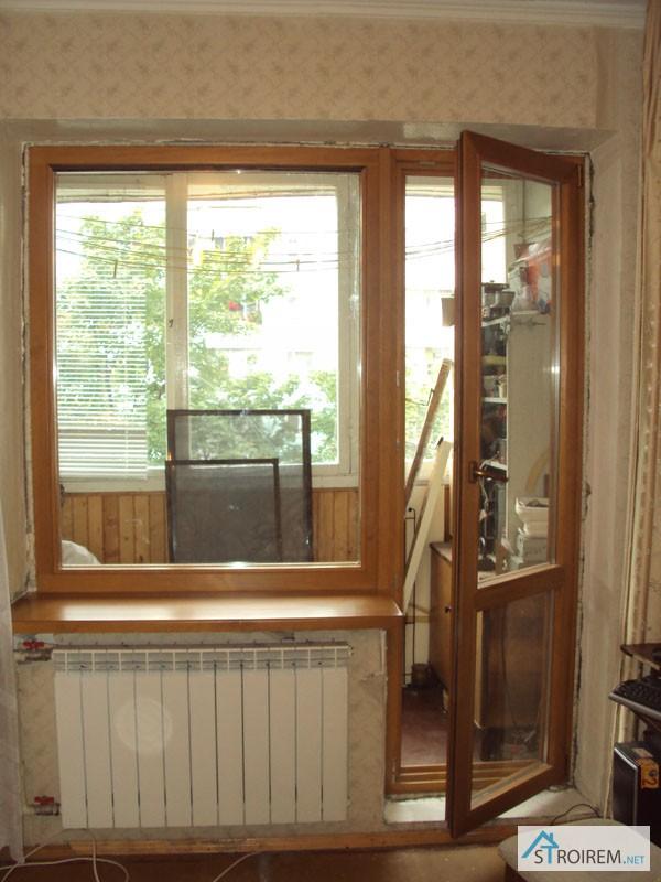 Фото к объявлению: балконный блок в панельный дом - stroirem.