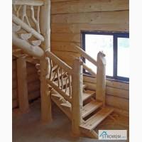 Плотницкие работы и изделия из дерева
