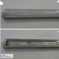 Профиль алюминиевый к светодиодным лентам