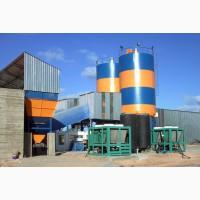Стационарный бетонный завод Constmash S 240 (240 м3/час) Турция