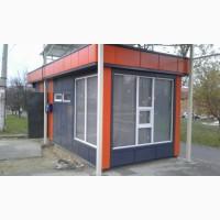 Изготовление киосков, павильонов, МАФов, Одесса