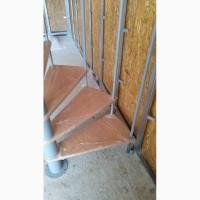 Лестницы винтовые готовые к установке