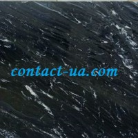 Мрамор Imperial Black толщ. 20мм