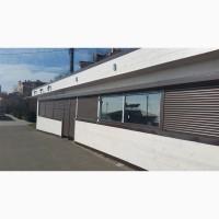 Защитные роллеты на окна, балкон, гараж в Одессе