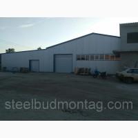 Продам новый металлокаркас площадью1080 кв.м