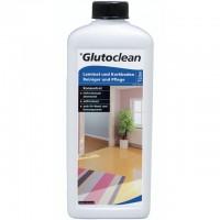 Средство для очистки и ухода за ламинатом и пробкой Glutoclean Pufas