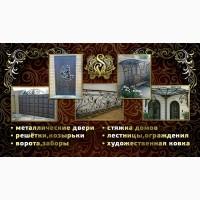 Металлические входные двери, тамбурные перегородки, офисные от производителя