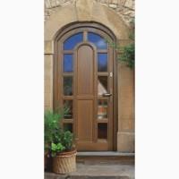 Двери и окна из натурального дерева! От изготовления до монтажа