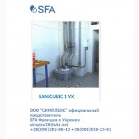 Канализационная насосная станция Sanicubic 1 VX FSA Франция