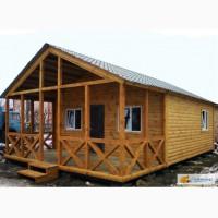 Дом дачный из дерева , или бытовка ,беседка,пост охраны