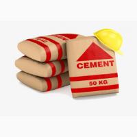 Цемент М-400, М-500 в мешках по 25 кг