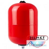 Баки расширительные для отопления и воды Zilmet