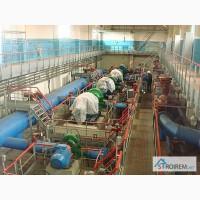 Разработка ППР на реконструкцию насосных станций