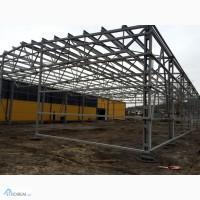 Проектування та монтаж металоконструкцій