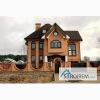 Строительство домов под ключ от компании Тимченко