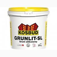 Силиконовый грунт GRUNLIT-SL