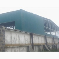 Проектування торгівельних баз із металоконструкцій Дубно