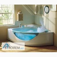 Ремонт ванной комнаты от компании Тимченко