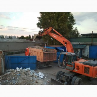 Уборка мусора Киев
