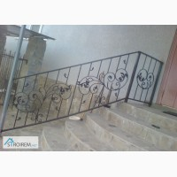 Перила и балконные ограждения в Коростени