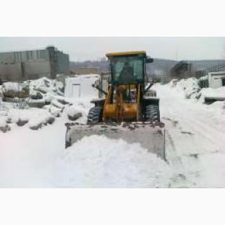 Уборка снега Киев Вывоз снега