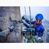 Высотные работы (утепление)фасад квартир и теплоизоляция стен без выходных Одеса