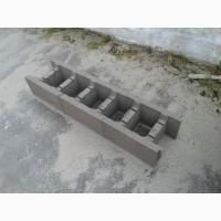 Опалубні блоки з гранітного відсіву