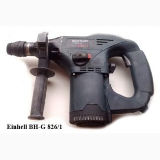 Запчасти на перфоратор Einhell Global BHG 826 826/1