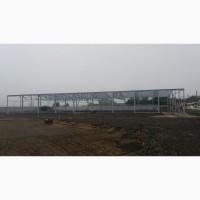 Строительство склада Киев. Металлоконструкции на заказ Киев