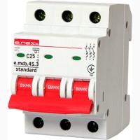 Продам модульные автоматические выключатели