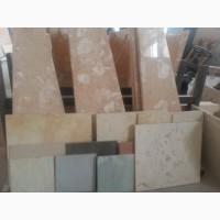 Мраморные слэбы, мраморные плиты и мраморная плитка в наличие Киев, 70 дол.кв. м