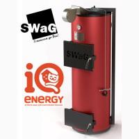 Котлы на твердом топливе SWaG 10-50 кВт дровяные/на угле