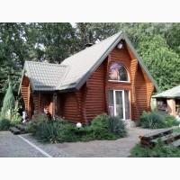Деревянный дом, строительство под ключ
