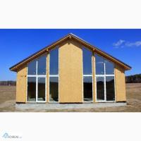 Строительство- SIP (СИП) домов, коттеджей, помещений по Канадская технология