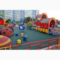 Установка детских площадок в Одессе и одесской области