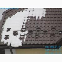 Снегобарьер подкова, снегозадержатель корона, снегозадержатели полукруг