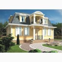 Строительство частных домов и коттеджей под ключ - Киев и область