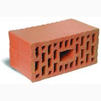 Реализуем кирпич рядовой полнотелый красный М-100, М-125, М-150