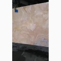 Оникс медовый Болгарский облицовочный камень