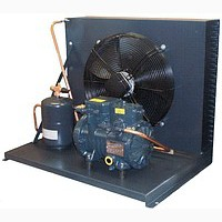 Компресорно-конденсаторні агрегати