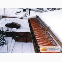 Расчет, продажа, монтаж: системы снеготаяния и антиоблединения, обогрев труб