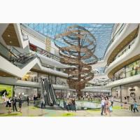 Строительство торговых центров «под ключ» в Киеве
