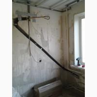 Демонтаж, резка бетона, стен, сантехкабин, перегородок Харьков