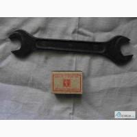 Ключ гаечный 22 х 24 (СССР)